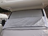 Boxer/Ducato/Relay 2007-2014 Long Insulated Screen Cover