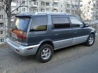 MITSUBISHI CHARIOT AUTOMATIC DIESEL CAR, 7SEATER, YEAR 1994, L MODEL