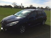 Peugeot 307 SW Estate (2005 - 2008) 1.6 HDi SE 5dr. £1100