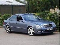 Mercedes-Benz E Class Saloon (2006 - 2010) W211 Facelift 3.0 E320 CDI Sport 7G-Tronic 4dr