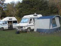 1994 Talbot Express Rambler + drive away awning, solar charger. Everything in perfect working order.