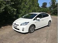 2011/61 Toyota Prius 1.8 VVTi T Spirit Automatic (Top of the Range)