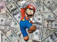 SELL YOUR VIDEO GAMES AND CONSOLES GET CASH FOR SUMMER!!!