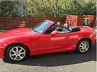 Mazda MX5 Mk2 Limited Edition - For Sale - No MOT