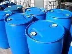 55 gallon plastic barrels drums