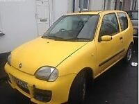 Fiat Seicento 1.1 Sporting 3drEdit