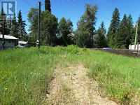 0.23 acres near Wells Gray Park, town water, hydro, fenced!