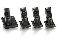 BT Verve 410 DECT Quad Cordless Phone (045026)
