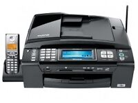 Brother MFC 990CW ALL-IN-ONE INKJET PRINTER
