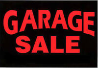 Huge Garage Sale   HAWKMOUNT GREEN N.W  Saturday 23