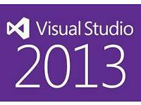 Microsoft Visual Studio Ultimate 2013