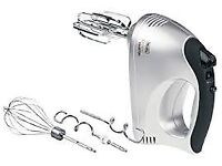James Martin by Wahl Hand Mixer 300W Silver ZX410 With Attachments