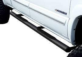 """MARCHE PIED NOIR 4"""" SIDE STEPS (Ford, RAM, GMC, Chevy, Toyota)"""