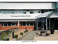 The Sussex Innovation Centre is currently looking for a receptionist