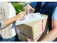 PARCEL DELIVERY DRIVERS REQUIRED £120 per day (flat rate)