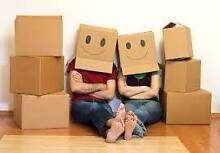 CHAPLIN REMOVALS - CRAZY TUESDAY $69 P/H FOR 2 MEN AND A TRUCK Sydney City Inner Sydney Preview