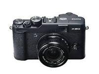 brand new Digital Fujifilm x20 Camera