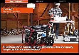 Pramac wx3200 generator