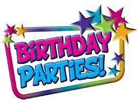 Children's Disco Birthday Parties