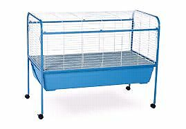 Large Rabbit cage with stand