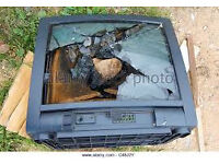 WANTED ANY OLD TUBE TV