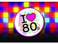 80's Night - Chocolate Making 80's themed night