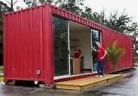 Shipping Container (Sea Can) Sales or Rental-Moving/Storage