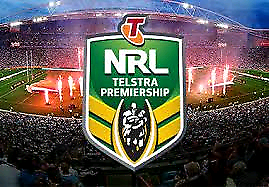 NRL Grand Final 1 Gold Ticket $220
