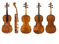 Beginners - post beginners violinists - play in a friendly and supportive group
