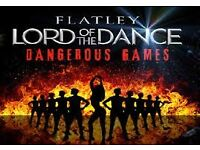 Lord of the Dance Tickets Liverpool Empire 14th January 2017