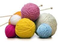 Recherche: balles de laine à tricoter