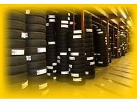 QUALITY PART WORN TYRES AND NEW