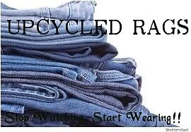 Upcycled Rags