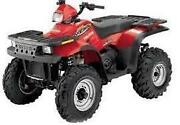 Polaris Sportsman 500 Manual