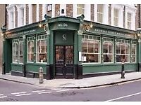 Kitchen Porter Required - Chiswell Street Dining Rooms - Immediate Start
