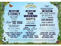 Longitude 3 day festival Tickets
