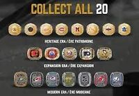 Molson Stanley Cup Rings