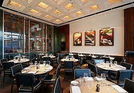 Waiting Staff - One Canada Square Restaurant - Canary Wharf