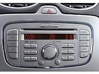 FORD CD PLAYER 6000CD PLAYER