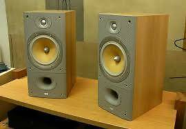 B&W  DM602 S3  Lge Bookshelf Speakers Karrinyup Stirling Area Preview