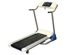 Reebok Edge 11301 Motorised Folding Treadmill With Motorised Incline. Excellent Condition. One Owner
