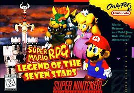 looking for Super Mario RPG