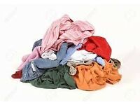 Old clothes wanted !?!
