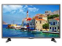 brand new lg32lf10b led . nice tv.