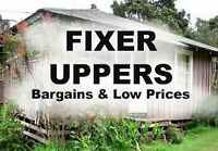 Toronto Fixer-Uppers, Bank Sales, and Distressed Homes.