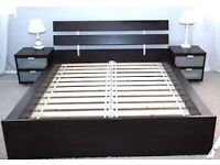 Ikea Hopen Double bed frame - £80 ono