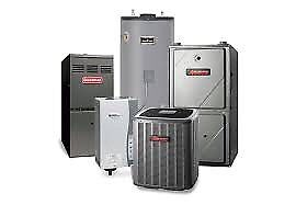 Heating,Cooling & Water Heater certified & Licensed