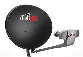 Dish Network & Bell - installation, repair and spare pats