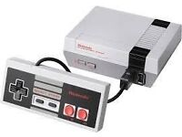 Nintendo nes classic mini console new