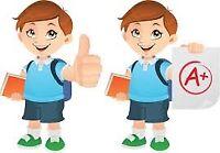 Aide aux devoirs  pour des élèves de primaire